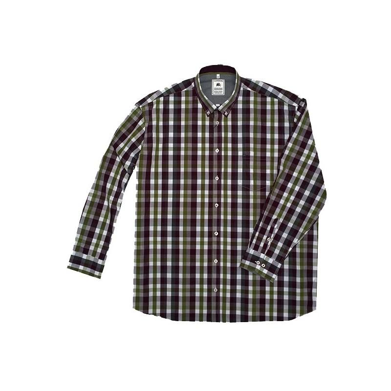 685f80c76e26 Lerros - športová košeľa - VeľkíMuži.sk